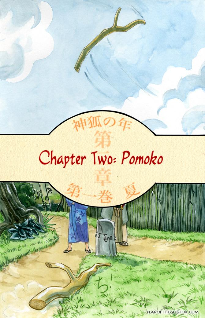 chapter 2: pomoko