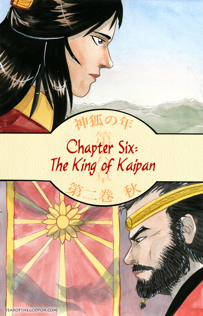 chapter 6: the king of kaipan