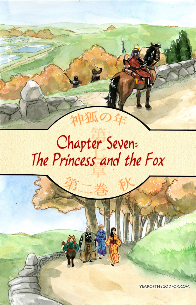 chapter 7: the princess and the fox