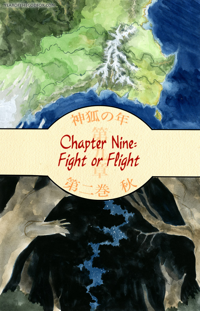 chapter 9: fight or flight