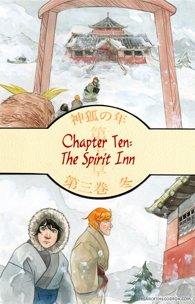 chapter 10: the spirit inn